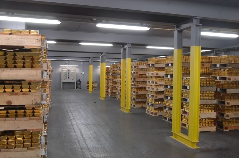 What's the Best Practice for Private Gold Storage?