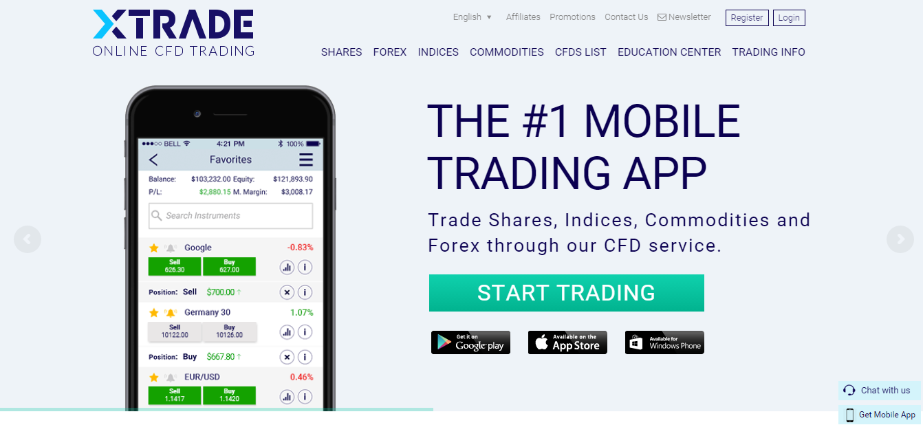 Cryptocurrency Trading Made Easy With Xtrade.com